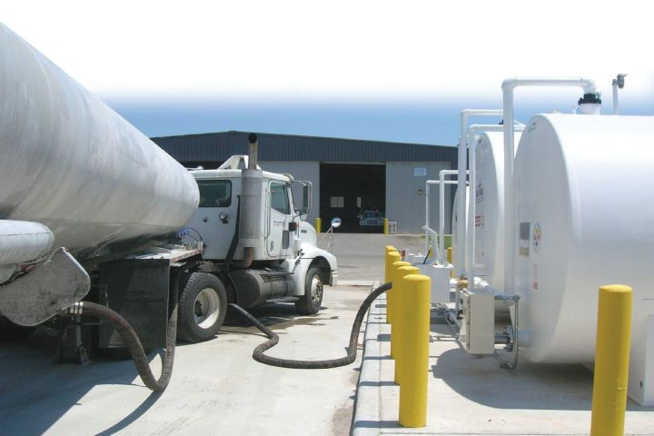 The City of Fayetteville Converts to Biodiesel