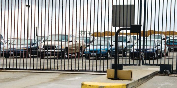 Fleet managers must evaluate parking areas and provide proper security for vehicles.