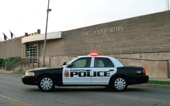 Designing Police Vehicles: It's Not Just 'Black & White'
