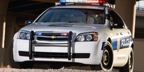 Chevrolet Debuts All-New 2011 Caprice Police Patrol Vehicle