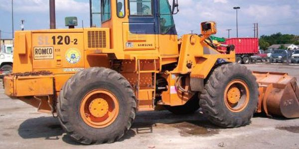 Loaders and backhoes at the City of San Antonio have an eight-year lifecycle. Preventive...