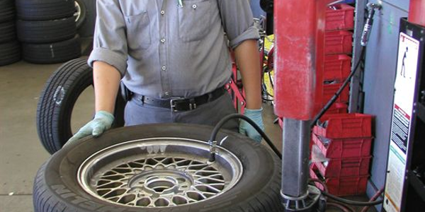 Tires filled with nitrogen retain their pressure better, keeping moisture out and ultimately...