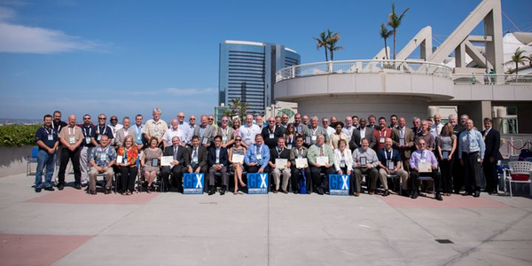 The Leading Fleets awards recipients are pictured here at GFX. Photo by Vince Taroc