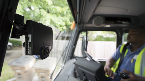 The City of Mobile, Ala., installed Lytx's DriveCam event recorder in many of its vehicles,...