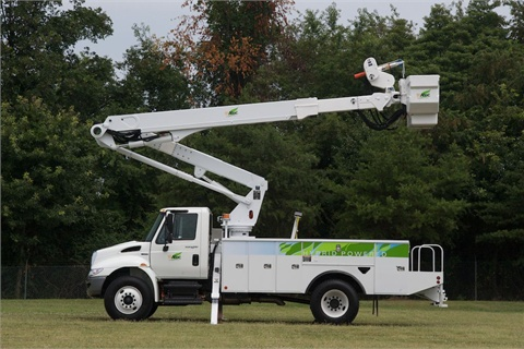 Properly defining goals will lead to a better understanding of what kind of alt-fuel vehicle will be better for the fleet. If the goal is to reduce dependence on foreign oil, vehicles such as this hybrid electric bucket truck may be a good solution.