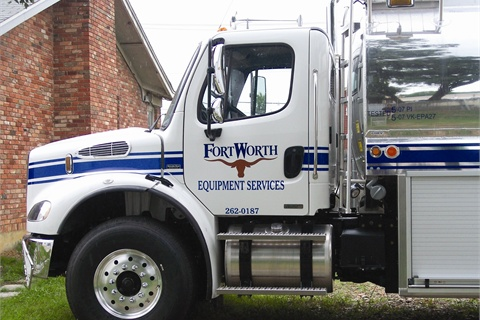 The Fort Worth, Texas, fleet has a fuel budget of almost $1 million per month. The first year of the national fuel contract resulted in $40,000 in fuel savings, and savings are expected to increase.