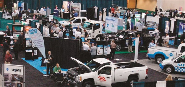 The show floor was packed with alternative-fuel vehicles and solutions, allowing fleet managers to discover new products and network with suppliers.