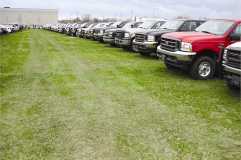 By improving overall fleet management processes, the DNR improved its vehicle remarketing processes.