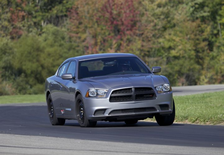 AWD Police Vehicles Gain Traction