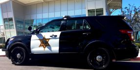 Traffic Safety Initiative Reduces Police Officer Vehicle Crashes
