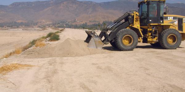 San Bernardino County Maximizes Equipment Utilization