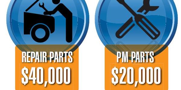 Fuel Use & Parts Inventory