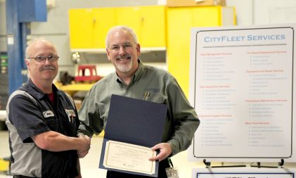 Portland Fleet Certification Makes it the Service Provider of Choice