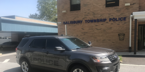 Photo courtesy of Salisbury Township Police Department