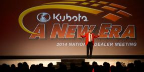 Kubota: Not Just a Tractor Company