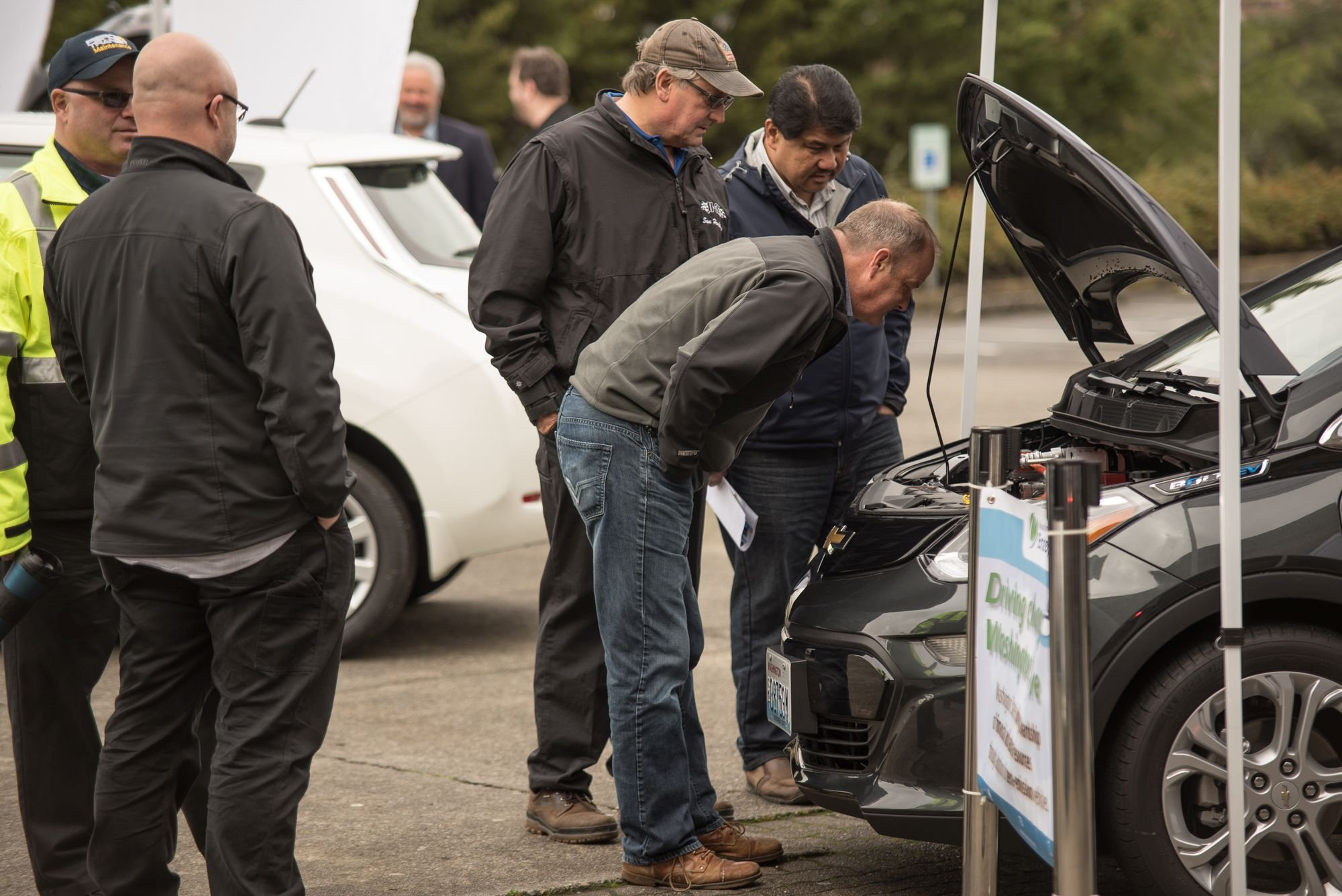 Wash. State Expects BEVs to Reduce Fleet Costs