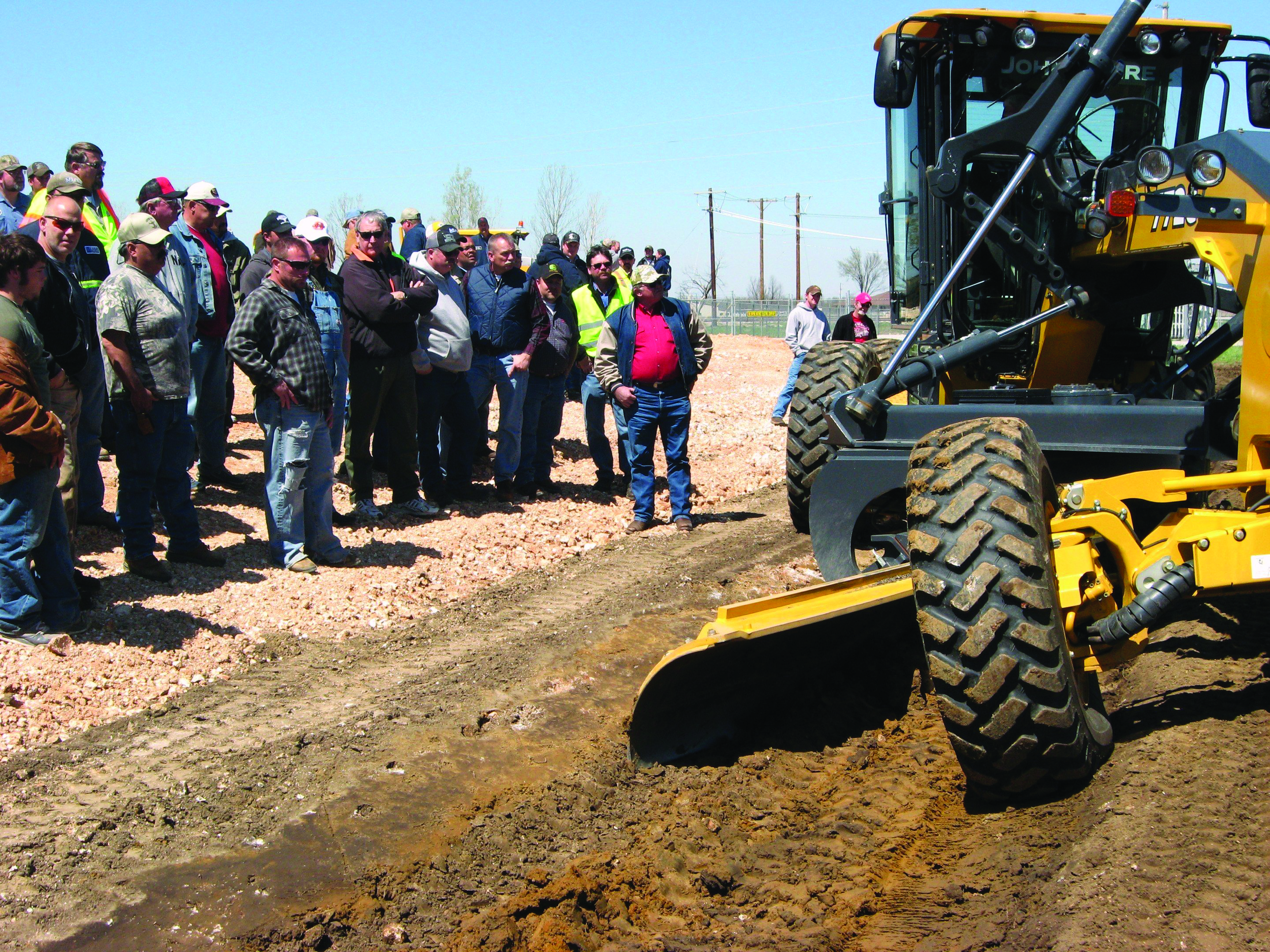 Cultivating Next-Generation Off-Road Equipment Experts