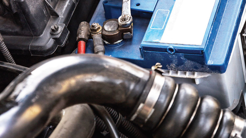 The more you keep a vehicle's battery fully charged, the more life you can get out of it. Photo:...