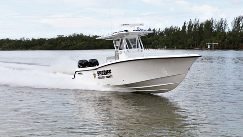 The Collier County (Fla.) Sheriff's Office has found that standardizing boat engines with those...
