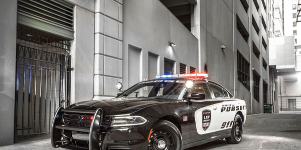The Dodge Charger Pursuit is used by agencies around the country, including California Highway...
