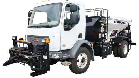 One RA-400 Spray Patcher is capable of repairing more than 200 potholes in a single day,...