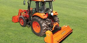 Flail Mowers That  Simplify Groundskeeping