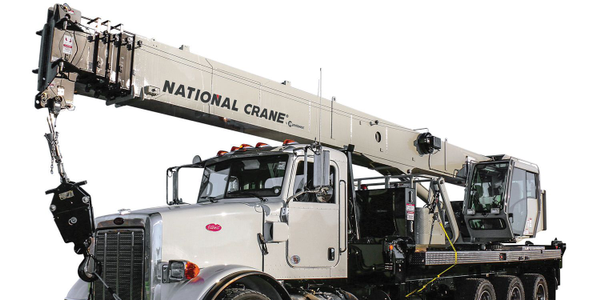 The National Crane NBT40-1 Series is designed to improve fleet utilization and provide more...