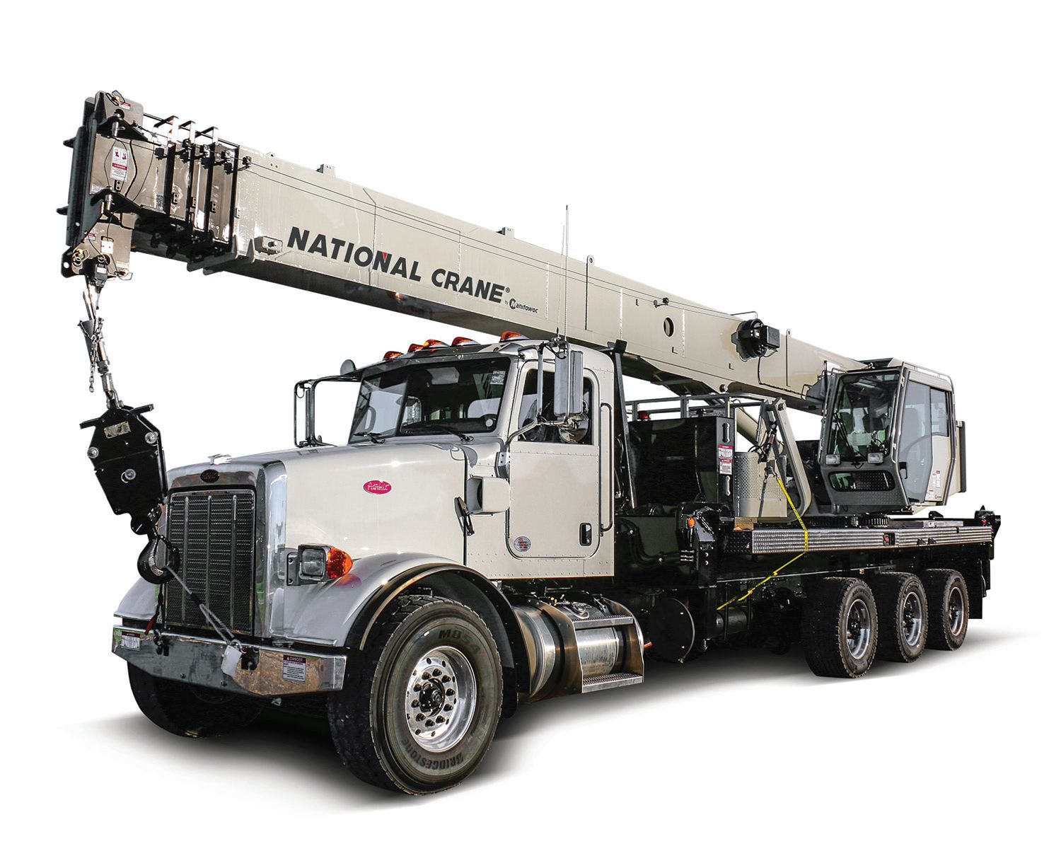Boom Truck Series Offers Two-in-One Versatility