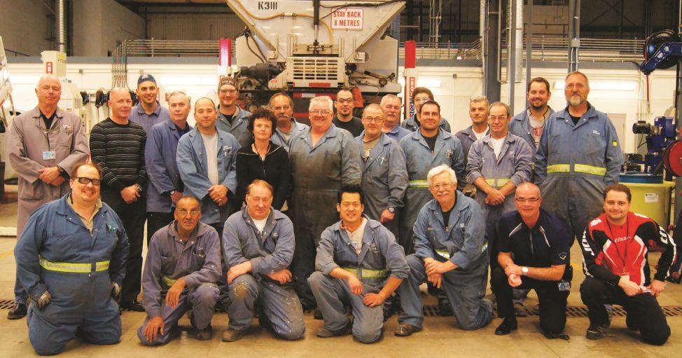 Edmonton's Program for Transformation: Working Together for Positive Changes