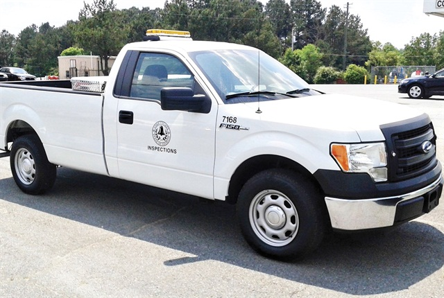 Cobb County, Ga., has deployed four alternative-fuel options to be used on fleet vehicles, which includes this propane autogas-powered truck.
