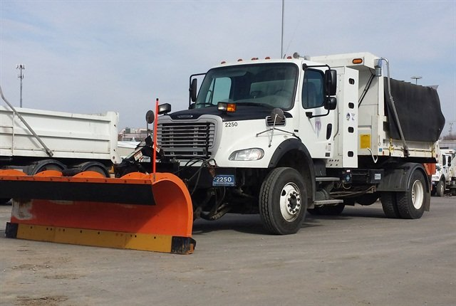 The City of Kansas City has had CNG vehicles in its fleet since 1996, and CNG units include light- and heavy-duty vehicles. Photo courtesy of City of Kansas City