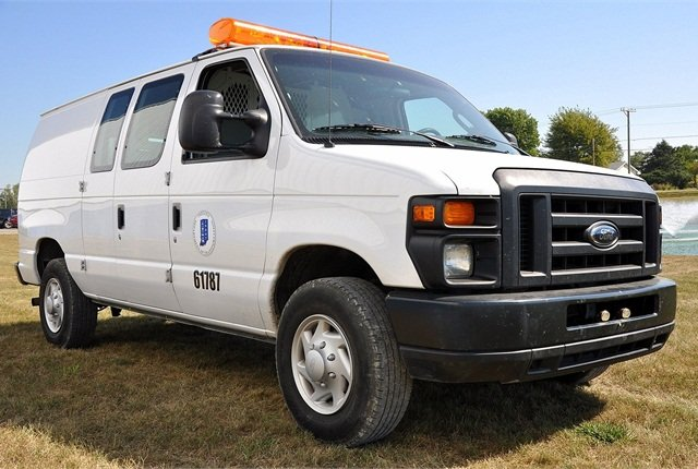 INDOT has converted nearly 600 of its light-duty vehicles to a bi-fuel system, using gasoline and propane autogas, for its fleet.