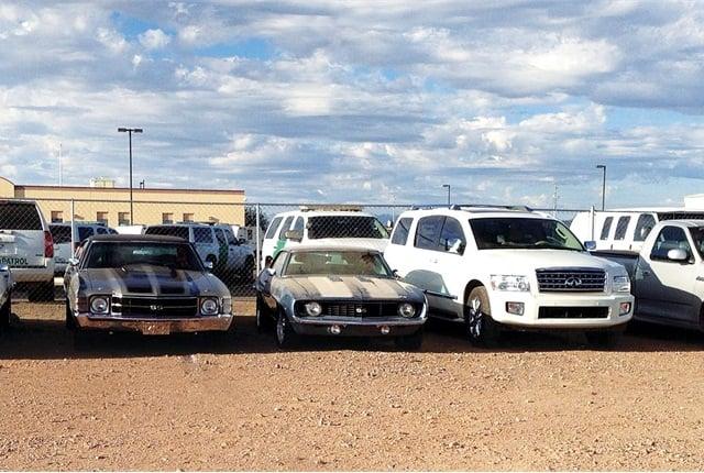 Driving A Drug Dealer S Car Procurement Government Fleet