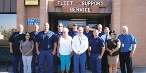 Inside the City of Mesa, Winner of the Leading Fleets Award