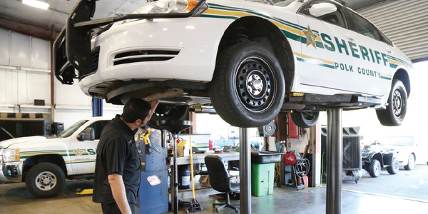 Polk County Sheriff's Office in Florida has extended its oil change intervals to 30,000 miles...
