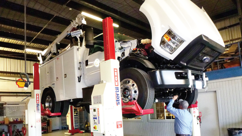 At the City of La Verne, Calif., three mechanics are responsible for maintaining 160 pieces of...