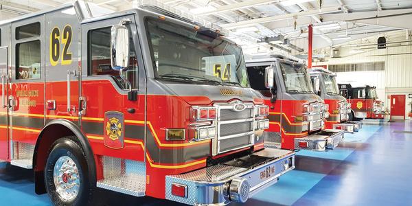 Osceola County is standardizing its fleet so all heavy-duty trucks use the same engine,...