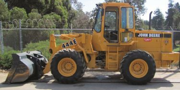 AFTER. Through refurbishment of a John Deere wheel loader, the City of Ventura, Calif., was able...