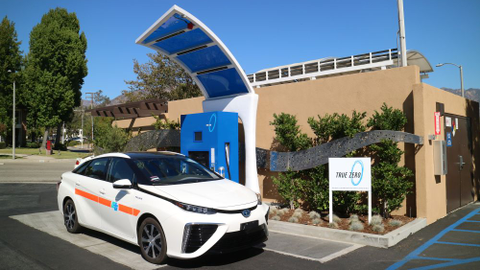 Caltrans purchased its Toyota Mirais in the San Francisco Bay Area, where there is a higher...