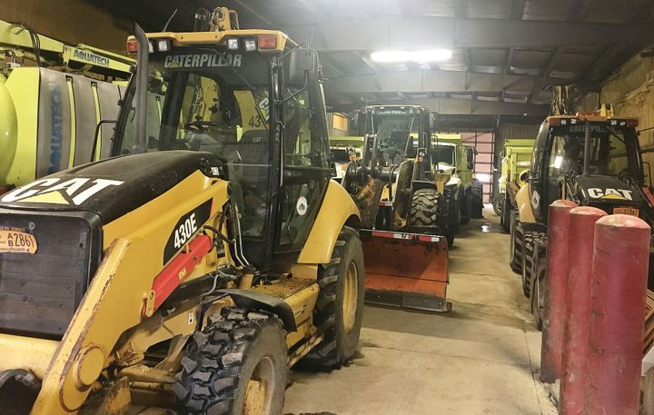 The Jamestown, N.Y., Fleet Services Division is working toward centralizing fleet management and maintenance of the city's 400 units.  - Photo courtesy of City of Jamestown