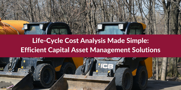 Life-Cycle Cost Analysis Made Simple: Efficient Capital Asset Management Solutions