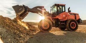 A Doosan Wheel Loader in an All-New Size