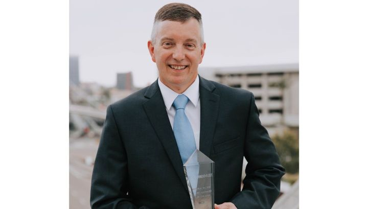 Jeff Booton was named the 2018 Public Sector Fleet Manager of the Year months after being promoted to senior director of maintenance for the Denver International Airport. 