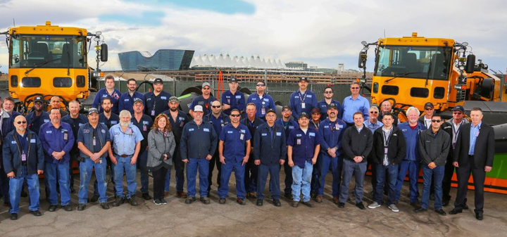 Booton manages a fleet team of more than 70 employees. He worked to standardize classifications for staff, leading to pay raises for technicians. 