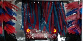 Keeping Government Vehicles Clean