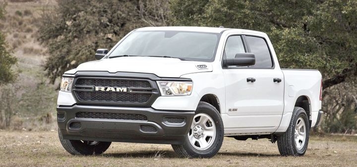 Photo of the 2019 Ram 1500 courtesy of FCA