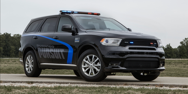How Dodge Made its Durango Pursuit-Ready