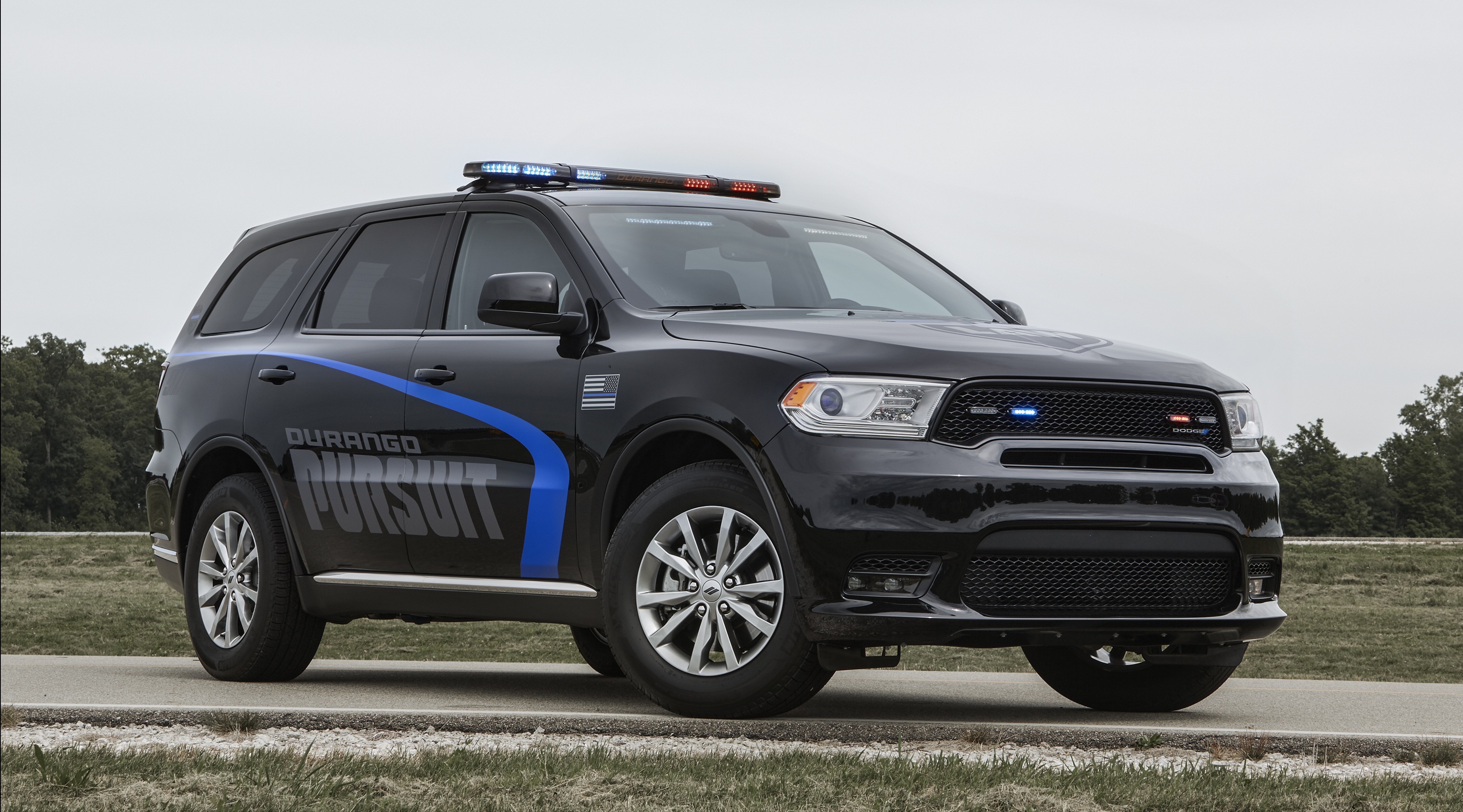 How Dodge Made its Durango Pursuit-Ready - Police ...