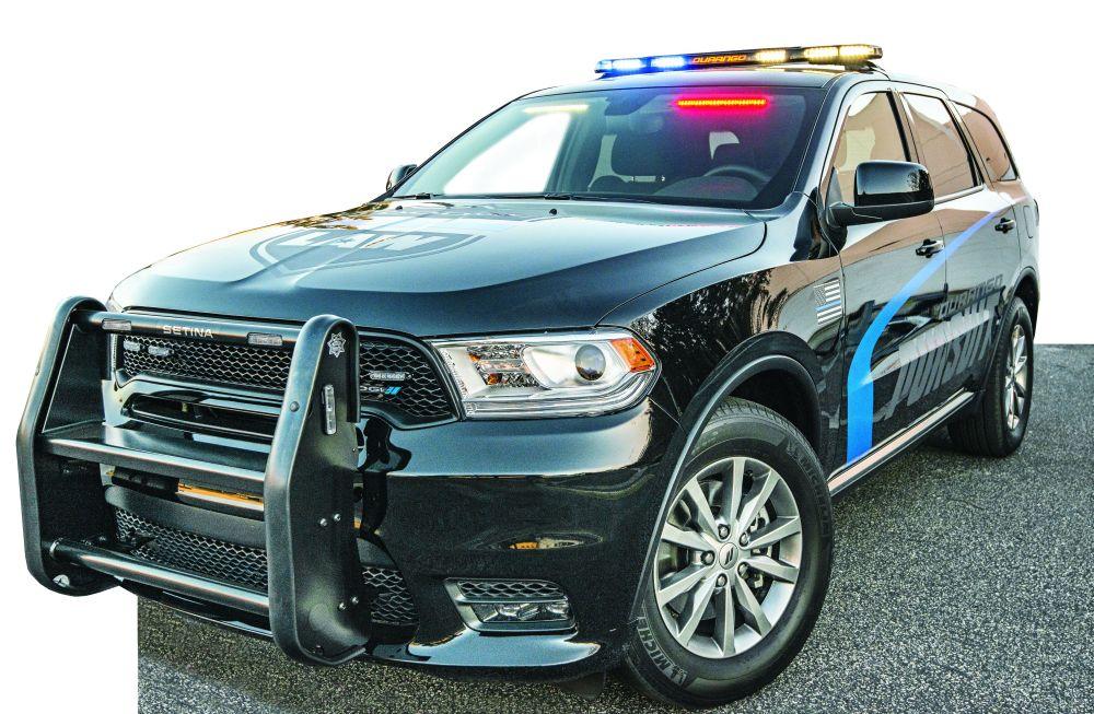 Driving the 2019 Dodge Durango Pursuit