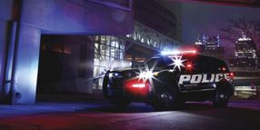 The First Hybrid Pursuit SUV: Ford's 2020 Police Interceptor Utility